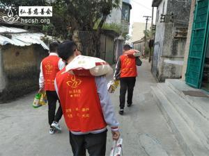 """""""关爱民生菩提行""""第86次走访慰问纪实"""